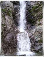 Иссык-Куль : водопад